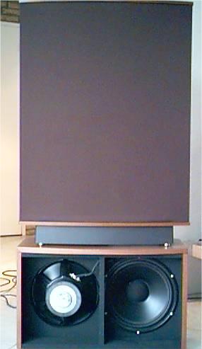 Audio Dipole sub